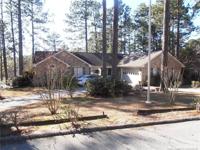 19 Woodbury Lane, Sanford, NC 27332 (MLS #648396) :: The Signature Group Realty Team