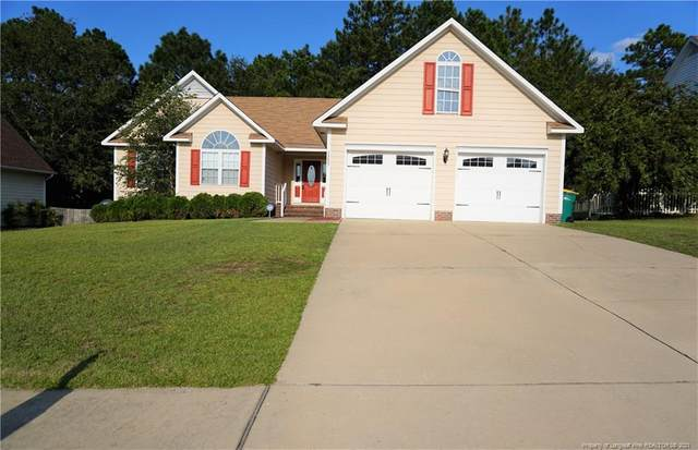3223 Lillian Place, Fayetteville, NC 28306 (MLS #648424) :: The Signature Group Realty Team