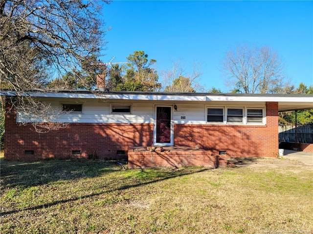 420 Durant Drive, Fayetteville, NC 28304 (MLS #648427) :: The Signature Group Realty Team
