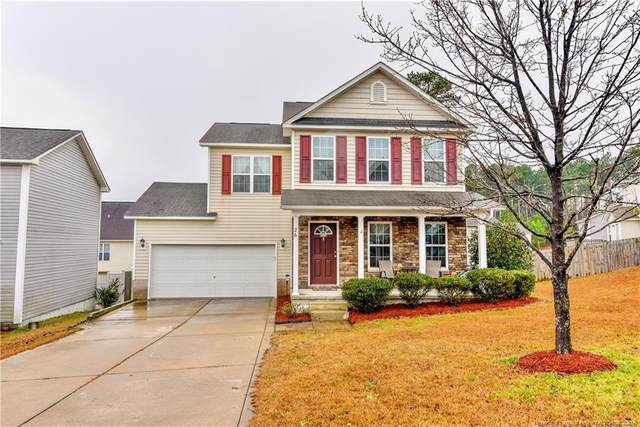 26 Abigail Way, Cameron, NC 28326 (MLS #648439) :: The Signature Group Realty Team