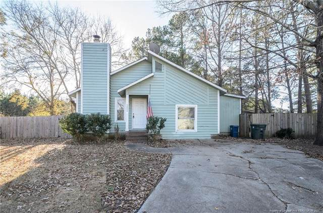 5809 Horton Place, Fayetteville, NC 28314 (MLS #648452) :: Freedom & Family Realty