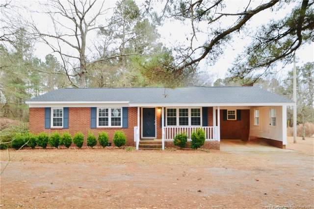 13845 Nc 27 Highway, Broadway, NC 27505 (MLS #648480) :: Freedom & Family Realty