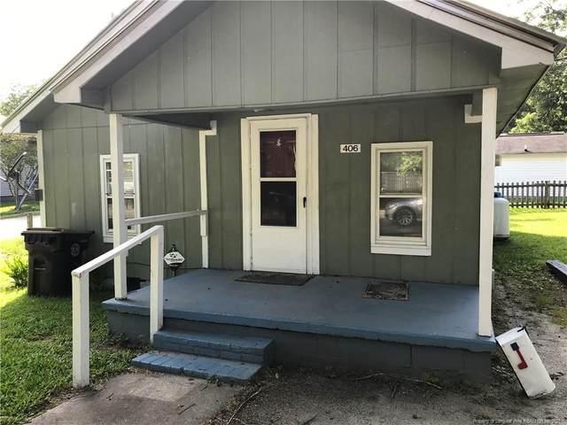 406 Pine Street, Pembroke, NC 28372 (MLS #648488) :: Moving Forward Real Estate