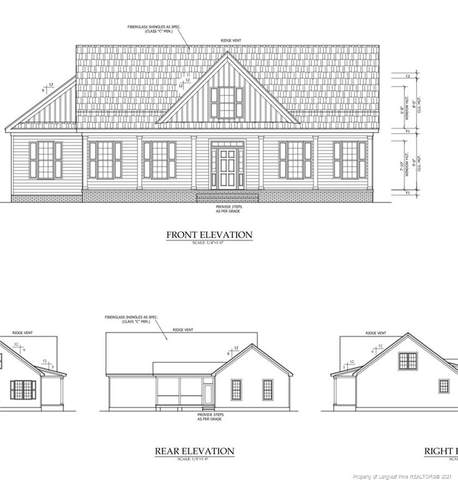 Lot 22 Simply Country Lane, Lillington, NC 27546 (MLS #648489) :: Moving Forward Real Estate