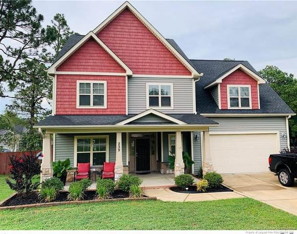239 Executive Drive, Lillington, NC 27546 (MLS #648502) :: Moving Forward Real Estate