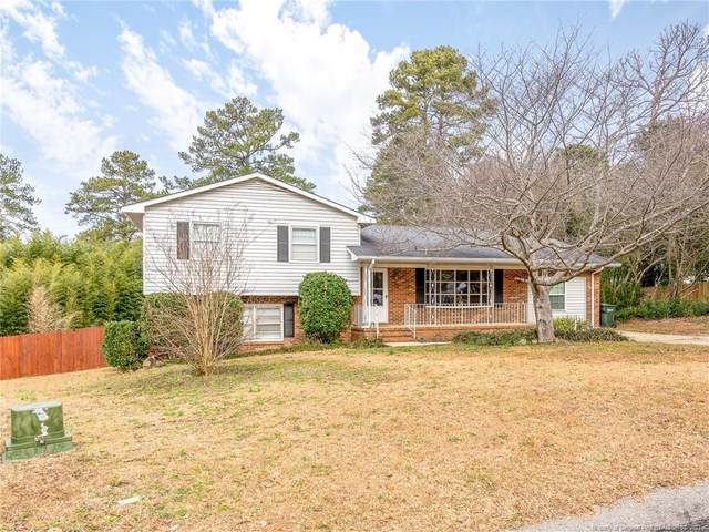 5704 Selkirk Place, Fayetteville, NC 28304 (MLS #648506) :: The Signature Group Realty Team