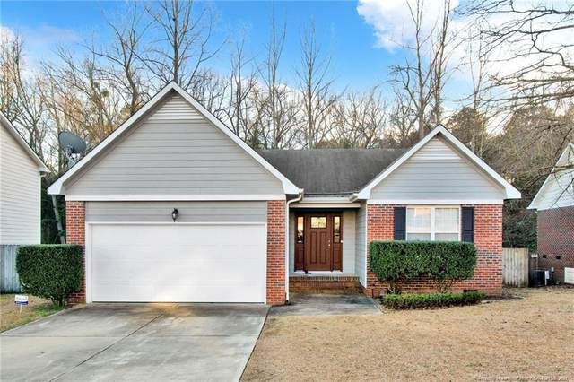 8713 Grouse Run Lane, Fayetteville, NC 28314 (MLS #648513) :: The Signature Group Realty Team