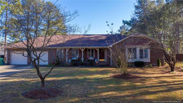 6481 Windy Creek Way, Fayetteville, NC 28306 (MLS #648514) :: The Signature Group Realty Team