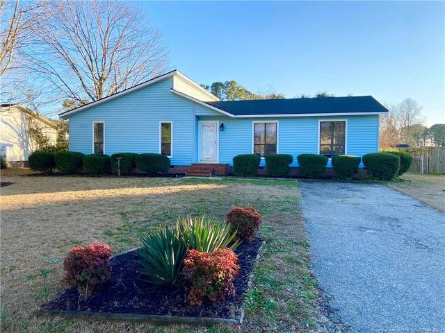 6329 Milton Drive, Fayetteville, NC 28304 (MLS #648521) :: Freedom & Family Realty