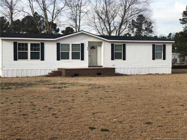 59 Jenny Lane, Salemburg, NC 28385 (MLS #648549) :: Freedom & Family Realty