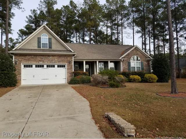 31 Weeping Pine Court, Spring Lake, NC 28390 (MLS #648552) :: The Signature Group Realty Team