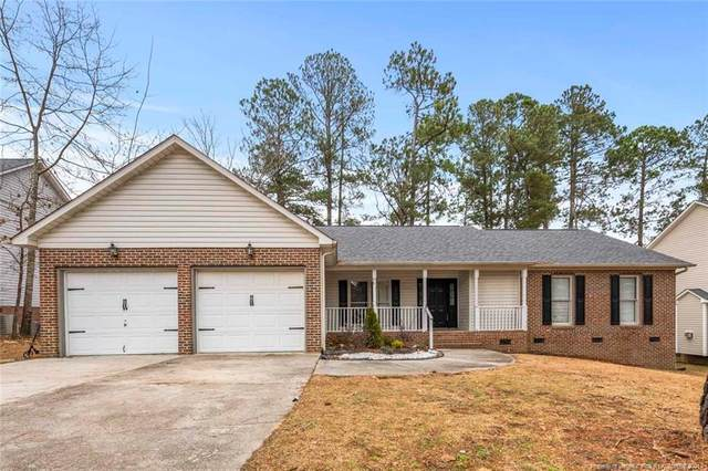 143 Canterbury Road, Sanford, NC 27332 (MLS #648559) :: The Signature Group Realty Team