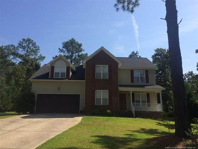 423 Captain Harbor, Sanford, NC 27332 (MLS #648574) :: The Signature Group Realty Team
