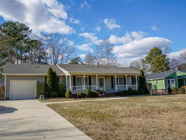 2090 Baywater Drive, Fayetteville, NC 28304 (MLS #648592) :: The Signature Group Realty Team
