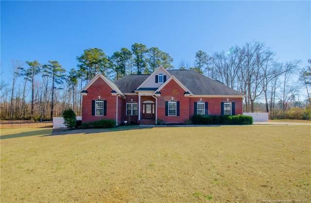 128 Neely Lane, Raeford, NC 28376 (MLS #648605) :: Moving Forward Real Estate