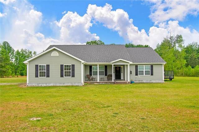 166 Hayden Road, Fairmont, NC 28340 (MLS #648608) :: The Signature Group Realty Team