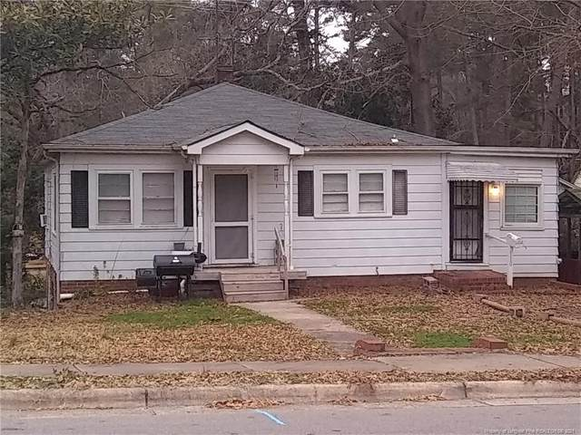 110 W Weatherspoon Street, Sanford, NC 27330 (MLS #648611) :: The Signature Group Realty Team