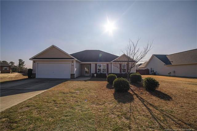 535 Gapway Court, Hope Mills, NC 28348 (MLS #648614) :: The Signature Group Realty Team