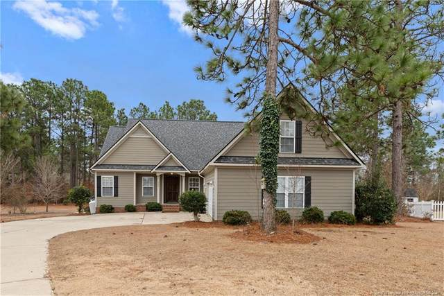 309 Boars Head Court, Fayetteville, NC 28311 (MLS #648616) :: The Signature Group Realty Team