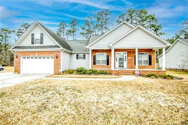 913 Satinwood Court, Fayetteville, NC 28312 (MLS #648618) :: The Signature Group Realty Team