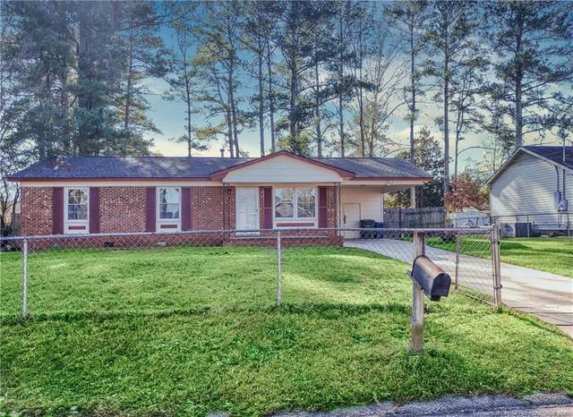 4707 Beaufort Drive, Fayetteville, NC 28304 (MLS #648622) :: The Signature Group Realty Team