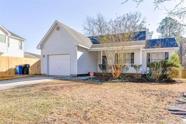 2916 Iveystone Court, Fayetteville, NC 28301 (MLS #648623) :: The Signature Group Realty Team