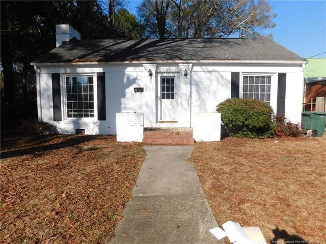 309 E 19th Street, Lumberton, NC 28358 (MLS #648637) :: Freedom & Family Realty