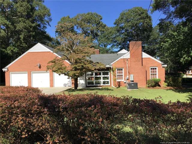 1006 S 9TH Street, Lillington, NC 27546 (MLS #648670) :: Moving Forward Real Estate