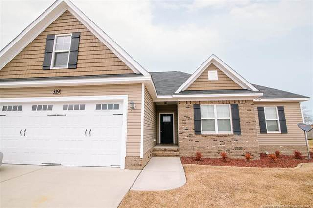 319 Fairfax Drive, Sanford, NC 27332 (MLS #648674) :: Freedom & Family Realty