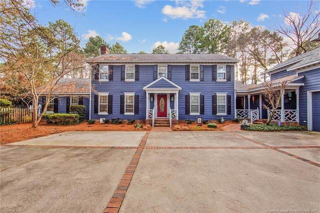 2917 Hybart Street, Fayetteville, NC 28303 (MLS #648710) :: The Signature Group Realty Team