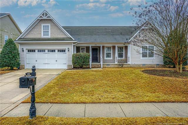 1942 Brawley Avenue, Fayetteville, NC 28314 (MLS #648716) :: The Signature Group Realty Team