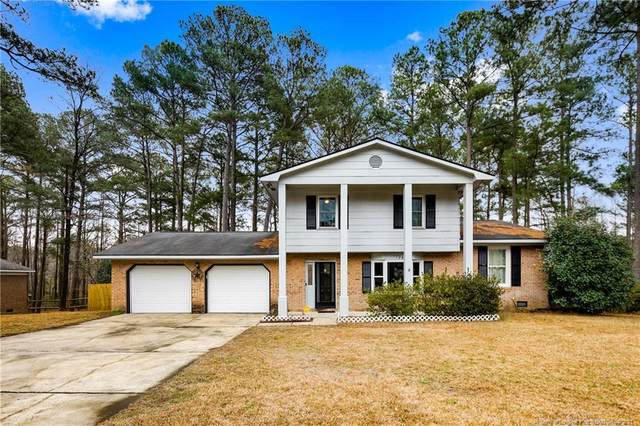 1725 Boros Drive, Fayetteville, NC 28303 (MLS #648728) :: The Signature Group Realty Team