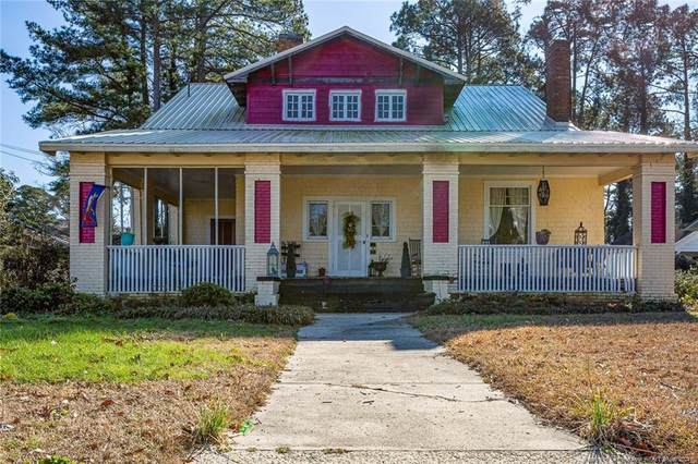 616 College Street, Clinton, NC 28328 (MLS #648730) :: The Signature Group Realty Team