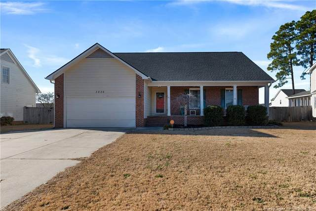 3826 Dickens Avenue, Hope Mills, NC 28348 (MLS #648732) :: The Signature Group Realty Team