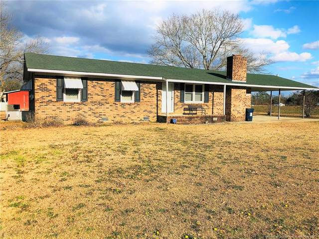 3268 Nc Hwy 711 Highway, Lumberton, NC 28360 (MLS #648745) :: The Signature Group Realty Team