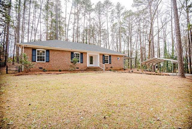 2419 Overbrook Lane, Sanford, NC 27330 (MLS #648753) :: The Signature Group Realty Team