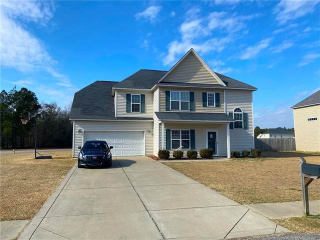 121 Feathers Lane, Raeford, NC 28376 (MLS #648766) :: The Signature Group Realty Team
