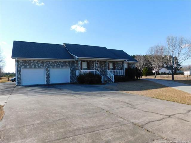 98 Nynelle Drive, Lumberton, NC 28360 (MLS #648771) :: The Signature Group Realty Team