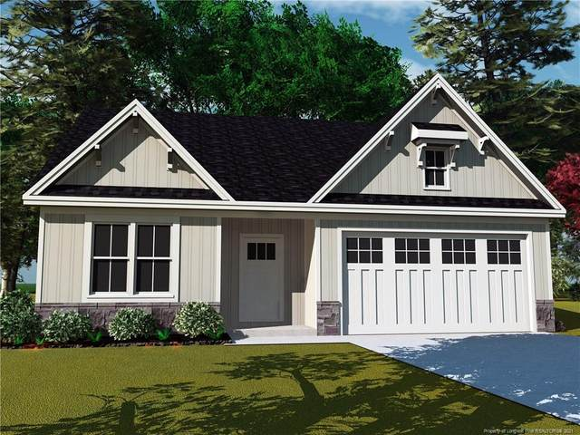 121 Camille Brooks Drive, Angier, NC 27501 (MLS #648774) :: The Signature Group Realty Team
