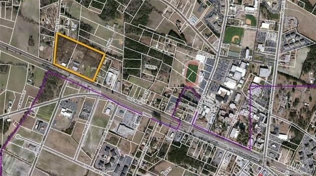 Old Main Road, Pembroke, NC 28372 (MLS #648787) :: Moving Forward Real Estate