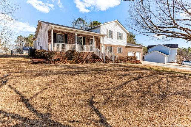 505 Stoney Creek Drive, Sanford, NC 27332 (MLS #648789) :: Freedom & Family Realty