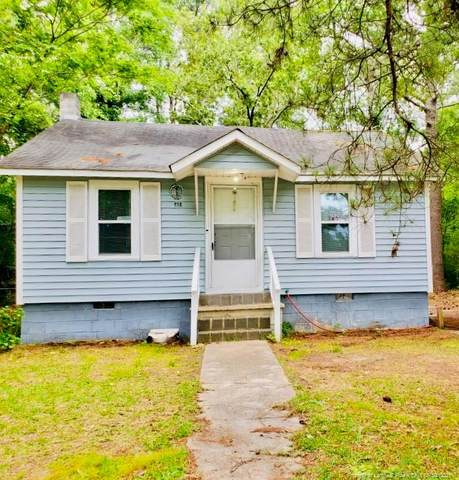 309 Preston Avenue, Fayetteville, NC 28301 (MLS #648794) :: The Signature Group Realty Team