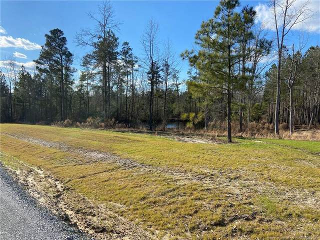 0 S Plank Road, Cameron, NC 28326 (MLS #648799) :: The Signature Group Realty Team