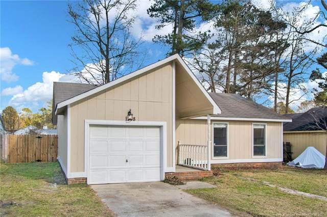 1308 Koinonia Drive, Spring Lake, NC 28390 (MLS #648818) :: The Signature Group Realty Team