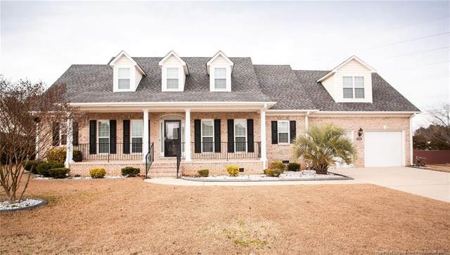 2806 Prioress Drive, Fayetteville, NC 28306 (MLS #648824) :: The Signature Group Realty Team