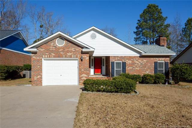 224 Fair Oaks Drive, Fayetteville, NC 28311 (MLS #648834) :: The Signature Group Realty Team