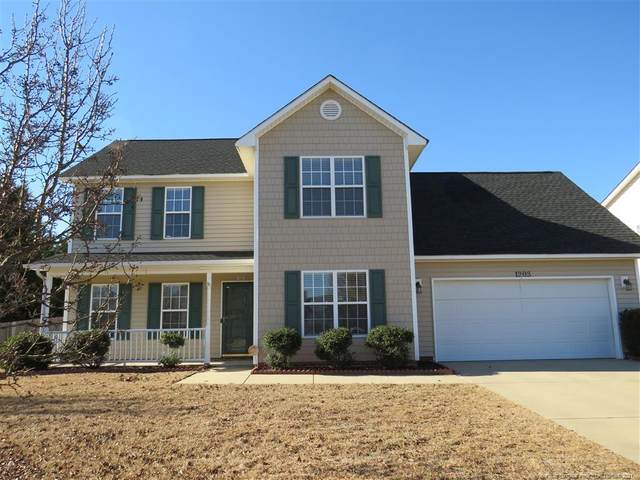 1203 Grackle Drive, Fayetteville, NC 28306 (MLS #648846) :: The Signature Group Realty Team
