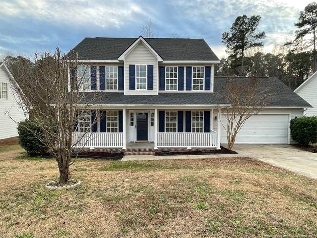8729 Grouse Run Lane, Fayetteville, NC 28314 (MLS #648848) :: The Signature Group Realty Team