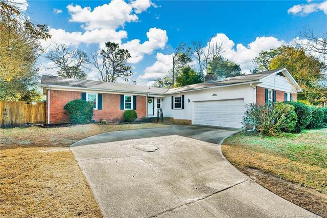 1521 Paisley Avenue, Fayetteville, NC 28304 (MLS #648858) :: The Signature Group Realty Team