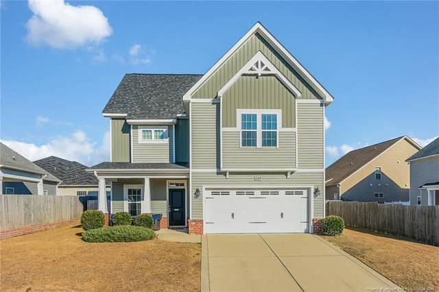 2109 Ingate Drive, Fayetteville, NC 28314 (MLS #648867) :: The Signature Group Realty Team